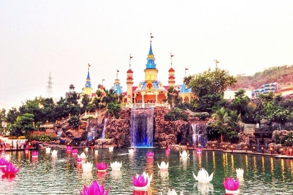 Top 5 Best Amusement Parks In India 1