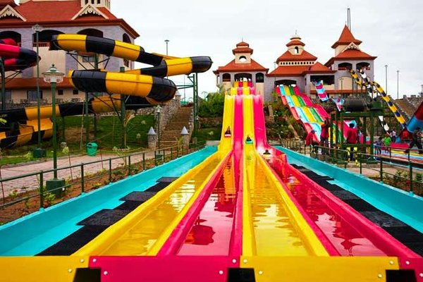 Top 5 Best Amusement Parks In India 2