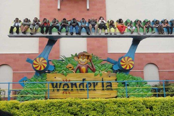 Top 5 Best Amusement Parks In India 3