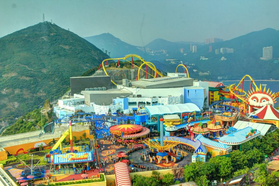 Top 5 Best Amusement Parks In India